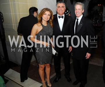 Yasmine Pahlevi,Reza Pahlavi,Norman Coleman,March 17,2012,Nowruz 2012,Kyle Samperton