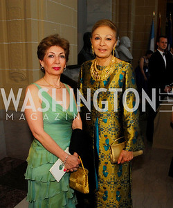 Mona Khademi,Farah Pahlavi,March 17,2012,Nowruz 2012,Kyle Samperton