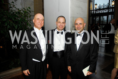 Bijan Kian,Louis Freeh.Vahid Majidi,March 17,2012,Nowruz 2012,Kyle Samperton