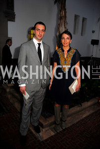 Vasil Jaiani,Tamara Tchelidze,March 17,2012,Nowruz 2012,Kyle Samperton