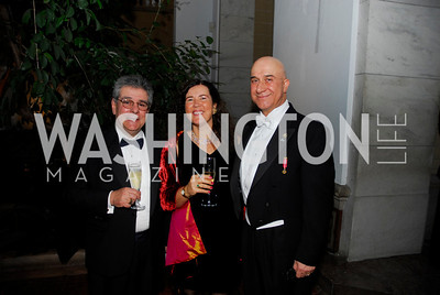 Leonard Ferrari,June Gorman,Bijan Kian,March 17,2012,Nowruz 2012,Kyle Samperton
