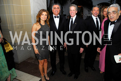 Yasmine Pahlavi,Reza Pahlavi,Norman Coleman,March 17,2012,Nowruz 2012,Kyle Samperton