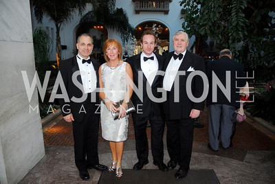 Louis Freeh,Marilyn Freeh,Justin Freeh,Eugene Sullivan,March 17,2012,Nowruz 2012,Kyle Samperton