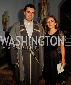 Nick Revazishvili,Lika Giorgadze,March 17,2012,Nowruz 2012,Kyle Samperton