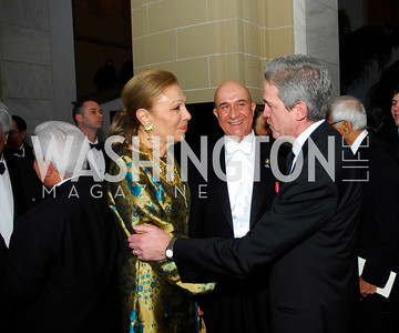 Farah Pahlavi, Bijan Kian,Norman Coleman,March 17,2012,Nowruz 2012,Kyle Samperton