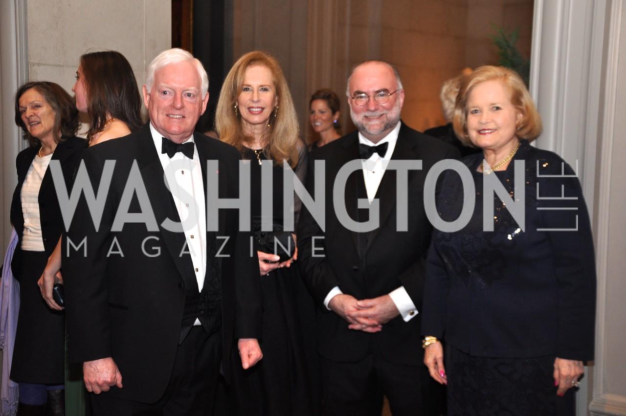 "Earl A. ""Rusty"" Powell III, Karen Jordan, Franklin Kelly, Sharon Rockefeller National Gallery of Art, January 25, 2012 19th Century French Art"