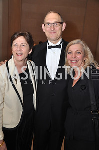 R to L Sonya Bernhardt, Roland Celette, June Hargrove National Gallery of Art, January 25, 2012 19th Century French Art