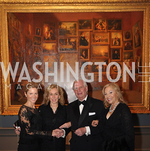 Maria Tousimis, Marjorie Principato, Mr. Errol Adels, Mrs. Leslie Westreich National Gallery of Art, January 25, 2012 19th Century French Art