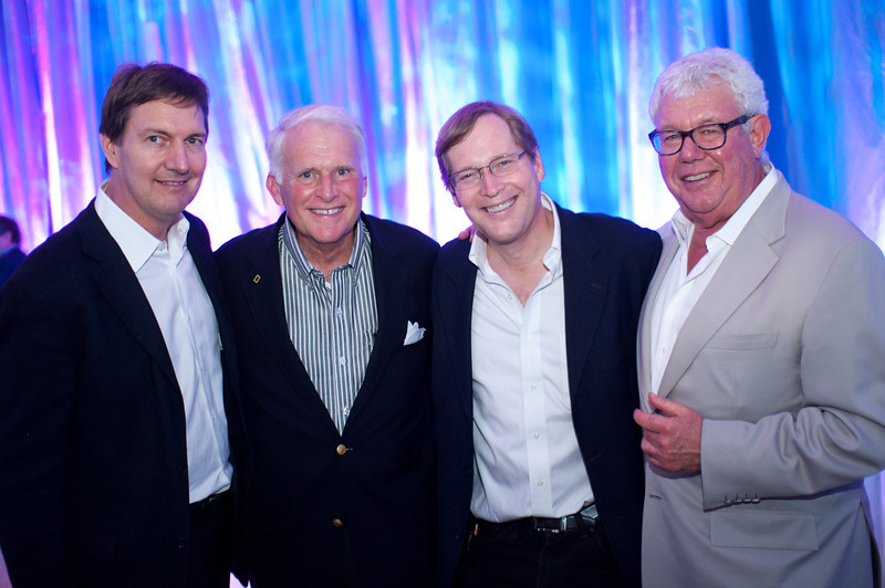 John Bredar, Terrence Adamson, Fredrik Hiebert, David Hill. National Geographic Society, Evening of Exploration. Thursday June 14, 2012. Presented by Rolex, Photo by Ben Droz.