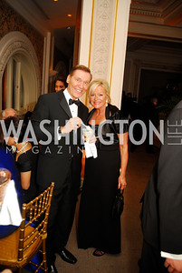 Michael Olding,Deborah Sigmund,,February 3,2012, National Museum Of Women in the Arts 25th Anniversary,Kyle Samperton
