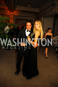 David Stein,Alexa Holcombe,February 3,2012, National Museum Of Women in the Arts 25th Anniversary,Kyle Samperton
