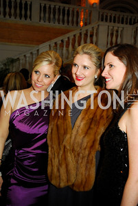 Coventry Burke Berg,Marybeth Coleman,Stephanie Ahr,February 3,2012, National Museum Of Women in the Arts 25th Anniversary,Kyle Samperton