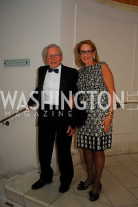 Frank Carlucci,Marcia Carlucci,February 3,2012, National Museum Of Women in the Arts 25th Anniversary,Kyle Samperton