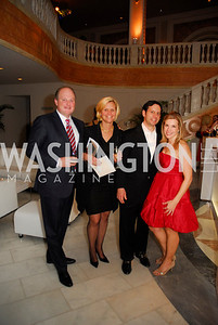 Woody Driggs,Tracy Ebelar,Patrick Brown,Kim Brown,February 3,2012, National Museum Of Women in the Arts 25th Anniversary,Kyle Samperton