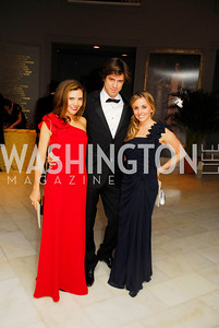 Maria Marcheski,Andree Cardam,Stephanie Cate,February 3,2012, National Museum Of Women in the Arts 25th Anniversary,Kyle Samperton