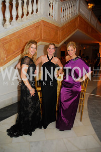 Kendall Vincent,Diana Minshall,Coventry Burke Berg,February 3,2012, National Museum Of Women in the Arts 25th Anniversary,Kyle Samperton