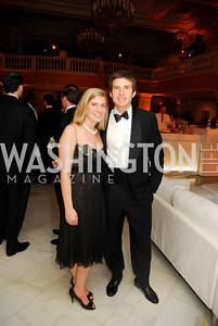 Jessie Sterchi,Louis Sterchi,February 3,2012, National Museum Of Women in the Arts 25th Anniversary,Kyle Samperton