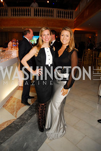 Jessica Karlsruher,Whitney Aronoff,February 3,2012, National Museum Of Women in the Arts 25th Anniversary,Kyle Samperton