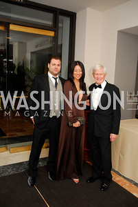 Jason Kampf,Pamela Sorensen,Fred Malek,,February 3,2012, National Museum Of Women in the Arts 25th Anniversary,Kyle Samperton