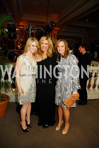 Susy Young,Allison Priebe,Melanie Erb,February 3,2012, National Museum Of Women in the Arts 25th Anniversary,Kyle Samperton