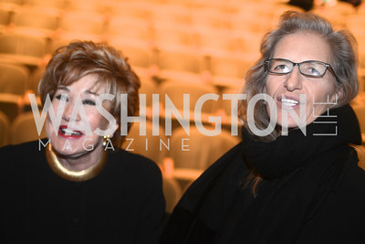 Elizabeth Dole, Annie Liebovitz, National Women's History Museum, De Pizan Gala.  Dr. Maya Angelou, the Honorable Elizabeth Dole, Photographer Annie Leibovitz honored. Photo by Ben Droz.