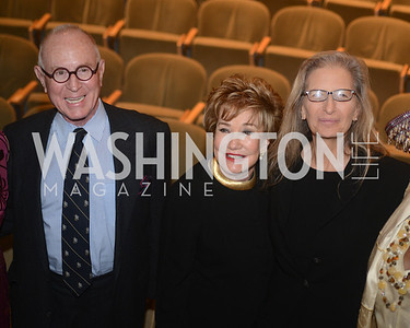 Richard Rhodes, Elizabeth Dole, Annie Liebovitz,   National Women's History Museum, De Pizan Gala.  Dr. Maya Angelou, the Honorable Elizabeth Dole, Photographer Annie Leibovitz honored. Photo by Ben Droz.