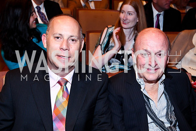 Craig Pascal, Victor Shargai. Photo by Tony Powell. Surviving Grace. Phillips Collection. October 10, 2012