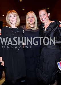 Bonnie Osher, Trish Vradenburg, Judith Barnett. Photo by Tony Powell. Surviving Grace. Phillips Collection. October 10, 2012
