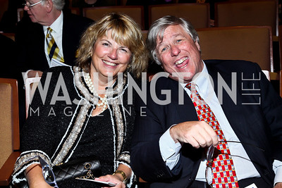 Susan Buckingham, John Dwyer. Photo by Tony Powell. Surviving Grace. Phillips Collection. October 10, 2012