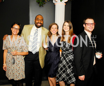 Annette Isham,Manny Cooper,Katie Ryan,Lisa Agor,Ethan Hicks,January 5,2012,Opening  Night Washington Winter Show,Kyle  Samperton