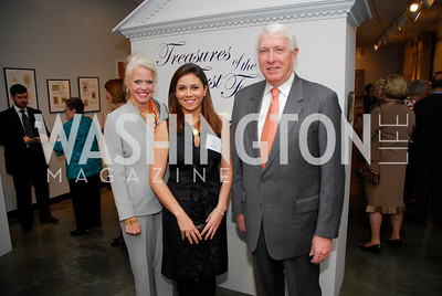 Sue Herrald,Leslie Jones,Mike Herrald,January 5,2012,Opening Night  of Washington Winter Show,Kyle Samperton