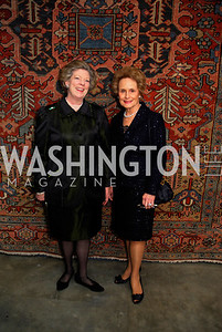 Hannah Cox,Betsy Nalty,January 5,2012,Opening  Night of Washington Winter Show,Kyle Samperton
