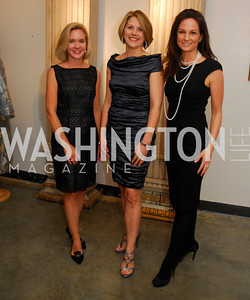 Melanie New,Megan Rupp,Heather Florance,January 5,2012,Opening Night  of Washington Winter Show,Kyle Samperton