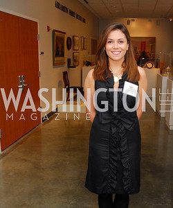 Leslie Jones,January 5,2012,Opening  Night of Washington Winter Show,Kyle Samperton