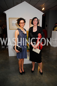 Luiza deCamargo,Jean Frederico,January 5,2012,Opening  Night of Washington Winter Show,Kyle Samperton