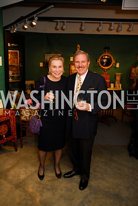 Jeanne Ruesch,David Jones,January 5,2012,Opening Night of Washington Winter Show,Kyle Samperton