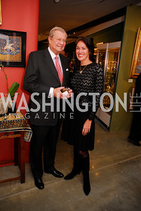 Julio Heurmatte,Debra Kraft,,January 5,2012,Opening Night of Washington Winter Show,Kyle Samperton