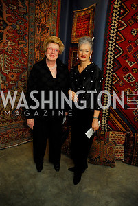 Ellen Charles,Kate Market,January 5,2012,Opening  Night of Washington Winter Show,Kyle Samperton