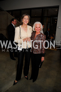 Joan Sterrett,Palmer Graham,January 5,2012,Opening  Night of  Washington Winter Show,Kyle Samperton