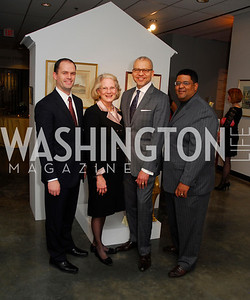 Simon Jackson,Anne Baldwin,James Woody,Edmund Fleet,January 5,2012,Opening  Night of  Washington Winter Show,Kyle Samperton
