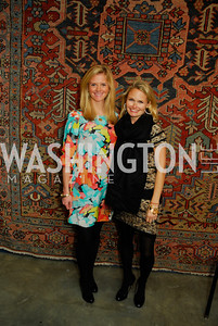Shelby Samperton,Courtney Billings,January 5,2012,Opening Night  of Washington Winter Show,Kyle Samperton
