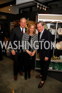 David  Decklebaum,Deborah Lehr,Stan Kelly,January 5,2012,Opening Night of Washington Winter Show,Kyle Samperton