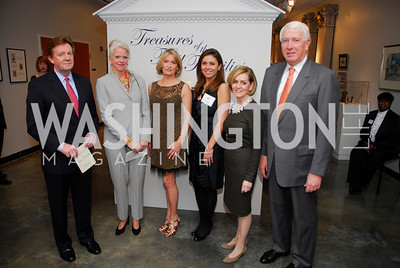 Neil Kerwin,Sue Herrald,Amy Zantzinger,Leslie Jones,Ann Kerwin,Mike Herrald,January 5,2012,Opening  Night of Washington Winter Show,Kyle Samperton