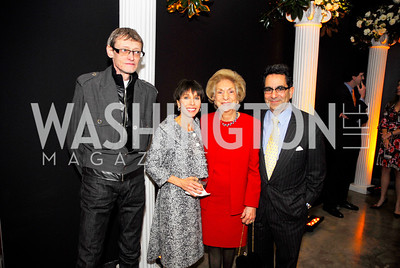 John Kiser,Lori Tanous,Maxine Rizik,Bruce Tanous,January 5,2012,Opening Night  of Washington Winter Show,Kyle Samperton