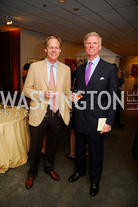 Richard Zantzinger,Fred Ryan,January 5,2012,Opening  Night of Washington Winter Show,Kyle Samperton