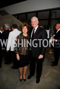 Adriane Thormaklen,Stephen Thornmaklen,January 5,2012,Opening Night of Washington Winter Show,Kyle Samperton