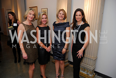 Amy Zantzinger,Melanie New,Megan Rupp,Heather Florance,January 5,2012,Opening Night of Washington Winter Show Show,Kyle Samperton