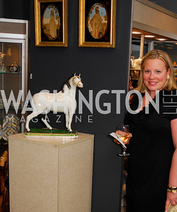 Sally Steponkus,January 5,2012,Opening  Night of  Washington Winter Show,Kyle Samperton
