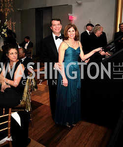 George Wilson,Ashley Wilson,December 17,2012, Choral Arts Gala,Kyle Samperton