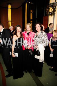 Veronica Sarukhan,Laura Denise Bisogniero, Agnes Matthysen,December 17,2012, Choral Arts Gala,Kyle Samperton